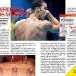 Os benefícios da ventosaterapia na revista Mariana